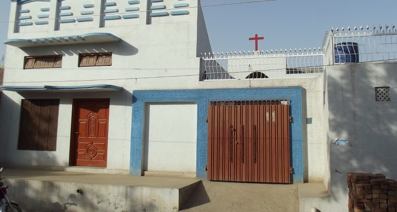 pakisztan templom