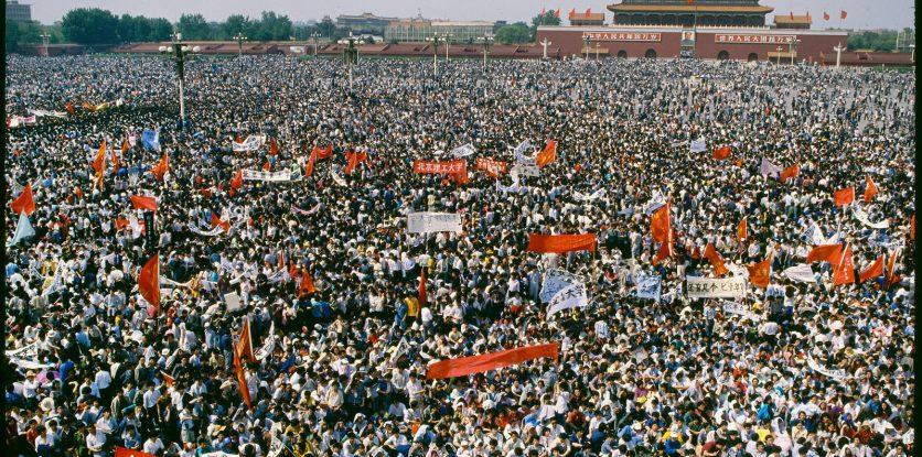 Tiananmen tér 1989, mészárlás