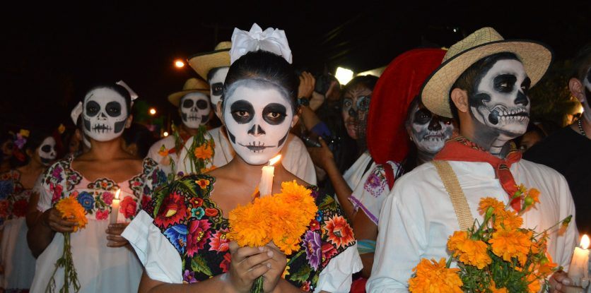 mexikói halottak napja