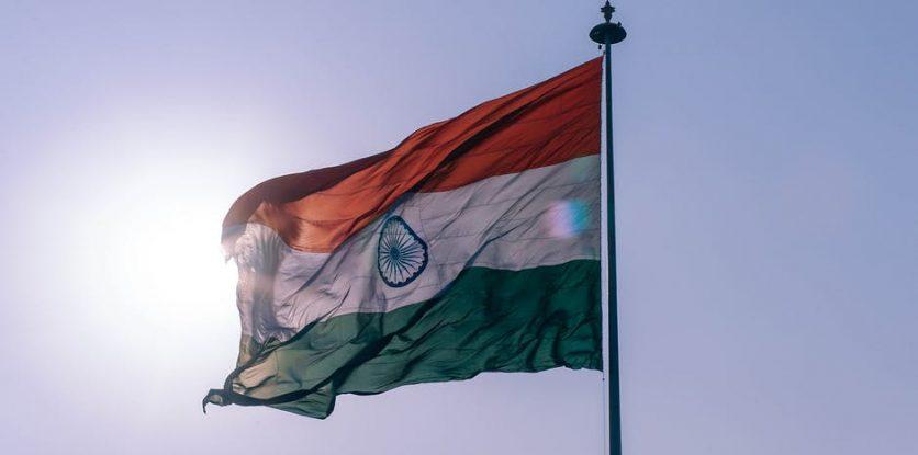 Indiai zászló