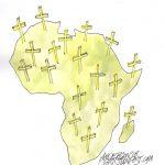Ahol a legtöbb keresztény él: Afrika
