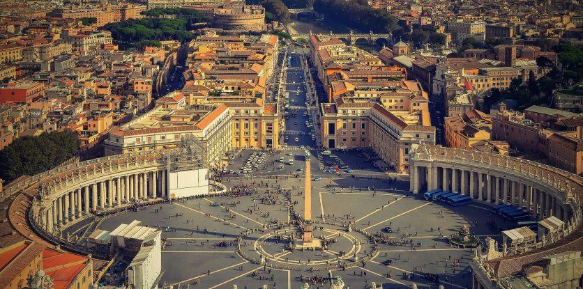 Róma, Szent Péter tér