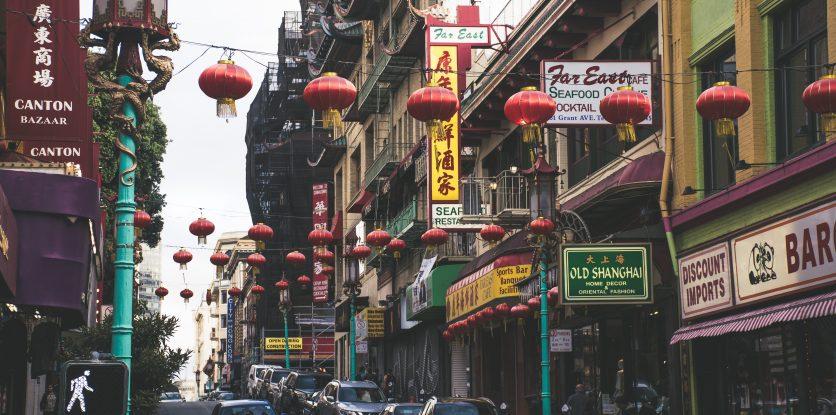kínai utca