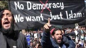 No democracy please