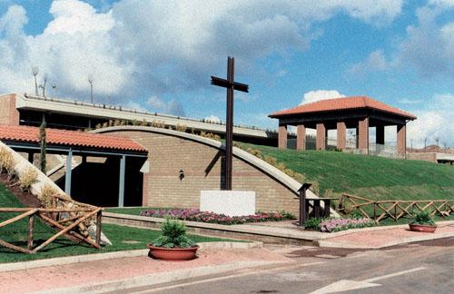 Laurentino temető