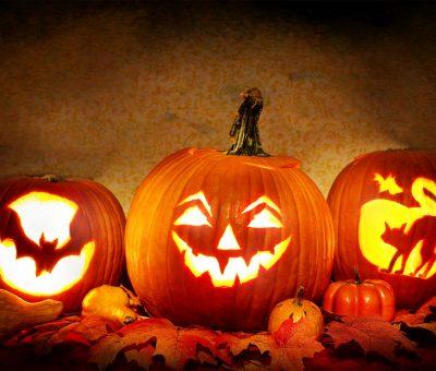 Halloween tökök