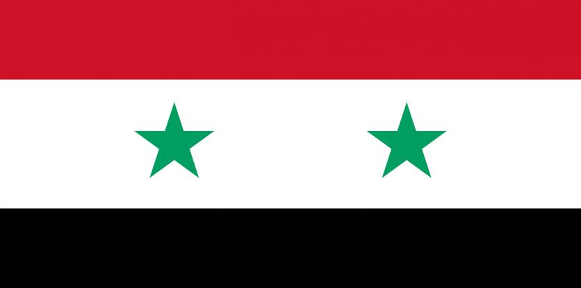 szír zászló