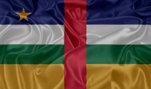 National Flag of CAR