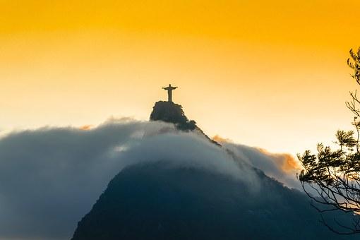 Krisztus szobor rio