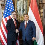 Orbán-Brownback találkozó: az üldözött keresztények védelme kiemelt feladat