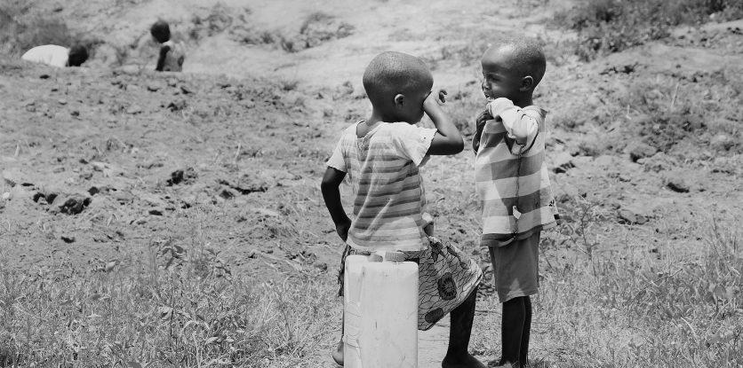ugandai gyerekek