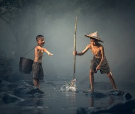 gyerekek myanmar