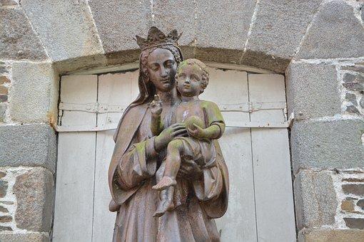 Jézus és Mária