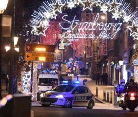 karácsonyi vásár Strassbourg