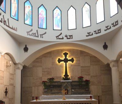 Irak templom