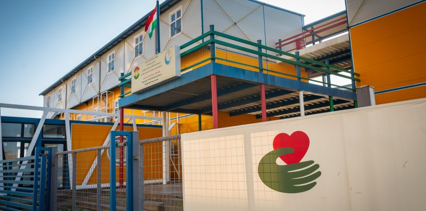 A Marya Mana iskola Erbílben