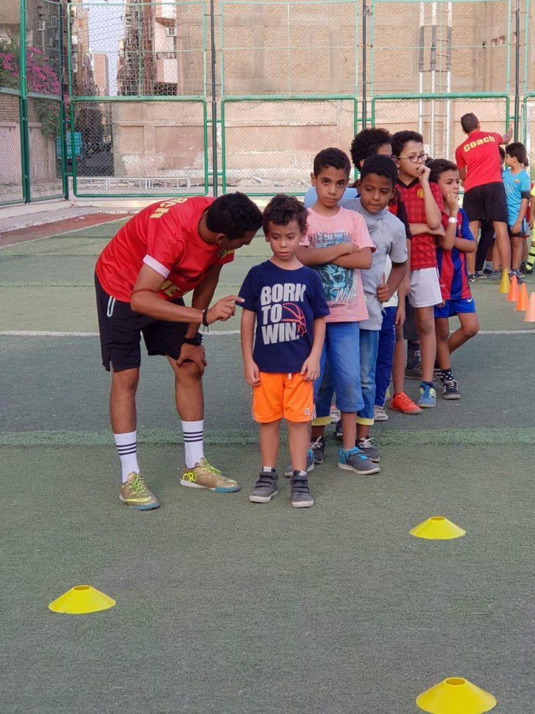 Je Suis gyerek edzés